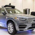 New Volvo autonomously - XC90