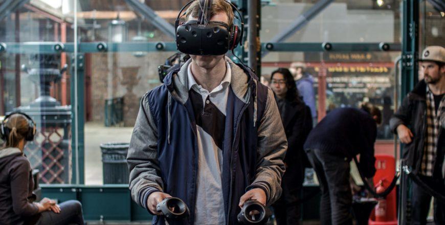 Eye-Tracking VR Headsets